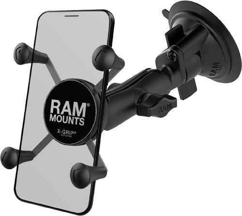 RAM Mounts Universele Telefoonhouder Auto Zuignap Voorruit/Dashboard Klein Main Image