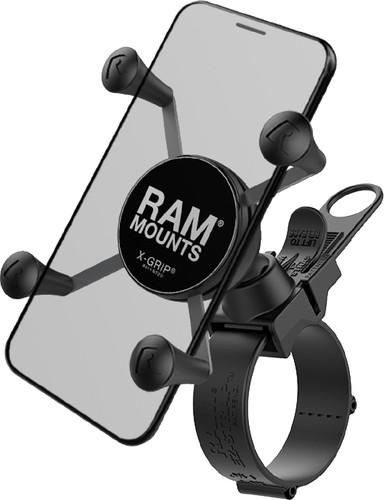 RAM Mounts Universele Telefoonhouder Fiets EZ-Strap Stuur Klein Main Image