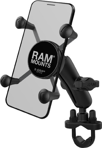 RAM Mounts Universele Telefoonhouder Motor U-bolt Stuur Klein Main Image