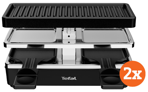 Tefal Plug & Share RE230812 - 4 personen Main Image