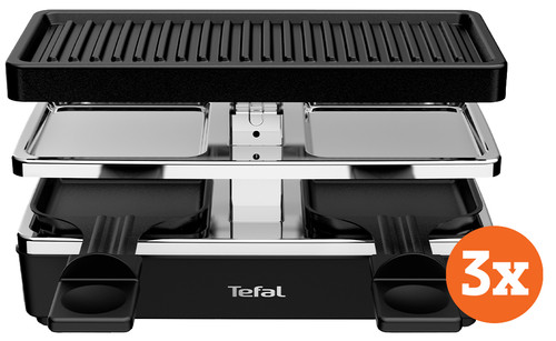 Tefal Plug & Share RE230812 - 6 personen Main Image