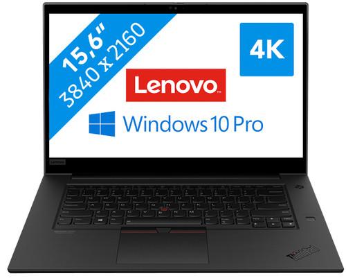 Lenovo ThinkPad P1 G3 - 20TH0019MB AZERTY Main Image