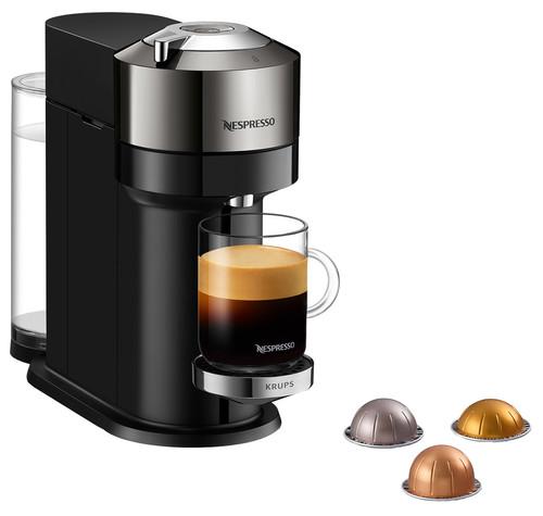 Krups Nespresso Vertuo Next XN910C10 Chrome Main Image