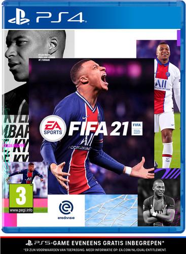 FIFA 21 PS4 & PS5 Main Image