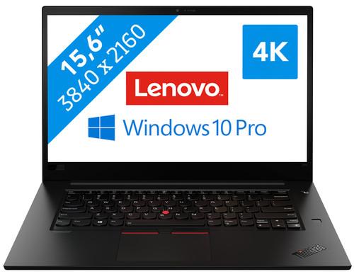 Lenovo Thinkpad X1 Extreme G3 - 20TK000AMB AZERTY Main Image