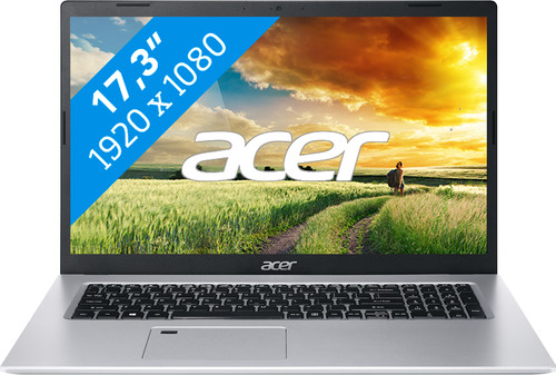 Acer Aspire 5 A517-52-54W6 Azerty Main Image