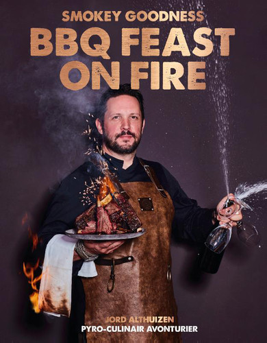 Smokey Goodness - BBQ Feast On Fire Main Image