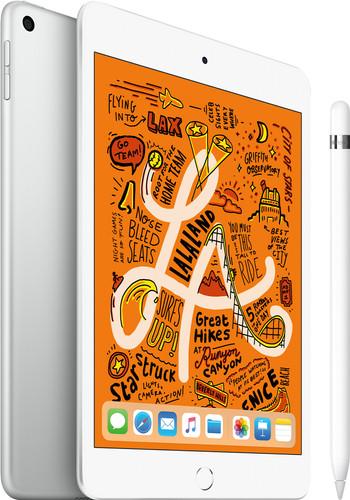 Apple iPad Mini 5 64 GB Wifi Zilver + Apple Pencil Main Image