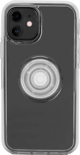 OtterBox Otter + Pop Symmetry Apple iPhone 12 / 12 Pro Back Cover Transparent Main Image