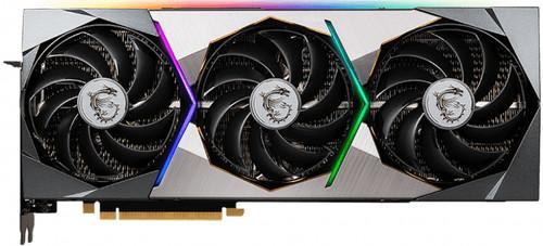 MSI GeForce RTX 3070 SUPRIM X 8G Main Image