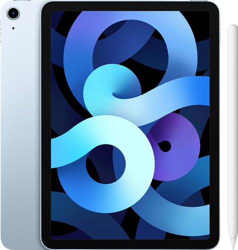 Apple iPad Air (2020) 10.9 inch 64 GB Wifi Hemelsblauw + Apple Pencil 2 Main Image