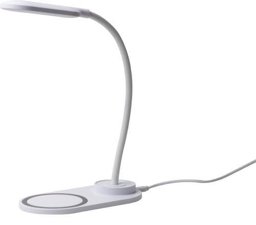 Soundlogic desk lamp with wireless charging function (White) Main Image