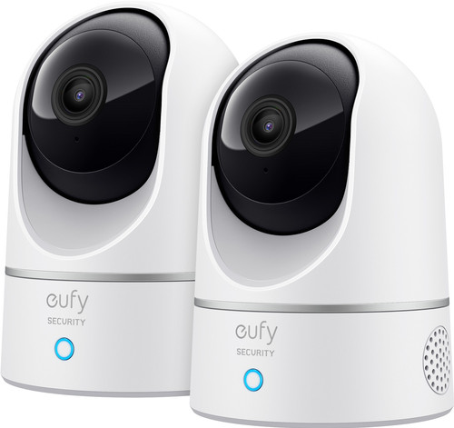 Eufy by Anker Eufycam 2K Indoor Pan & Tilt Duo Pack Main Image