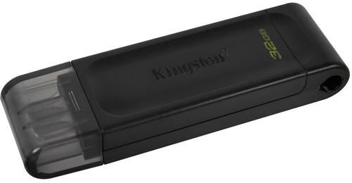 Kingston DataTraveler 70 - USB-C Flash Drive 32GB Main Image
