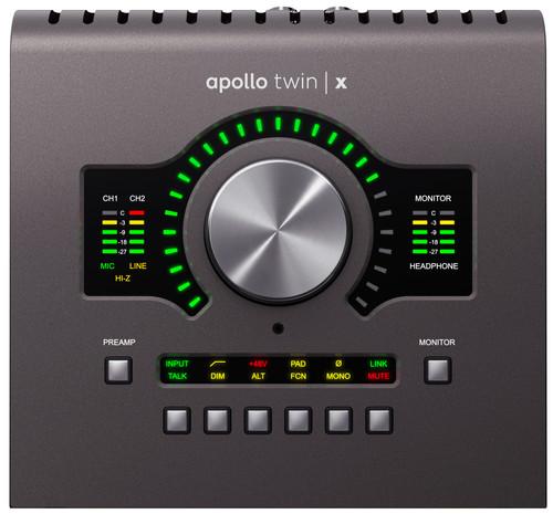Universal Audio Apollo Twin X Duo Heritage Edition Main Image
