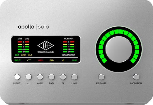 Universal Audio Apollo Solo Heritage Edition Main Image