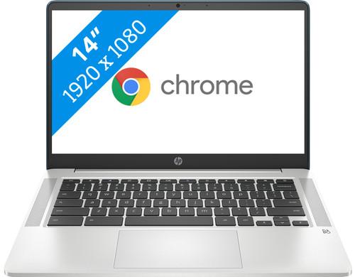 HP Chromebook 14a-na0029nb Azerty Main Image