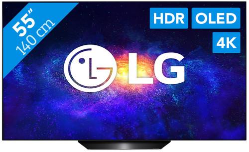 LG OLED 55BX6LB (2020) Main Image