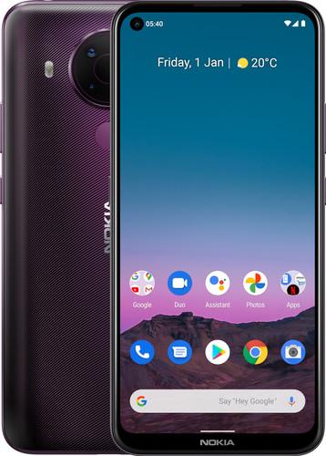 Nokia 5.4 64GB Paars Main Image