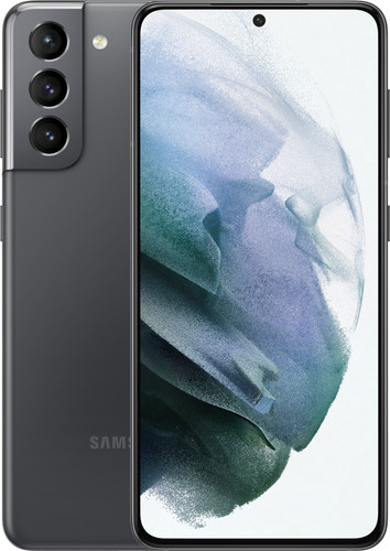 Samsung Galaxy S21 128GB Grijs 5G Main Image