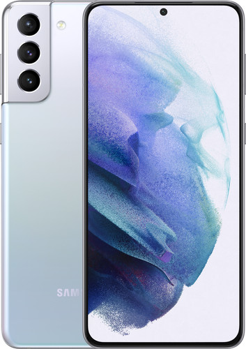 Samsung Galaxy S21 Plus 128GB Zilver 5G Main Image