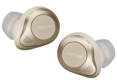 Jabra Elite 85t Beige Main Image