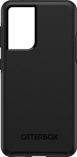 OtterBox Symmetry Samsung Galaxy S21 Back Cover Black Main Image