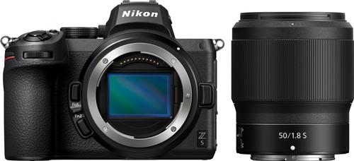 Nikon Z5 + Nikkor Z 50 mm f/1.8 Main Image