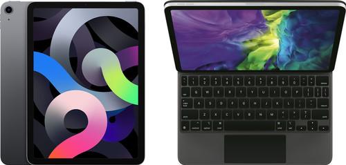 Apple iPad Air (2020) 10.9 inch 256 GB Wifi Space Gray + Magic Keyboard AZERTY Main Image