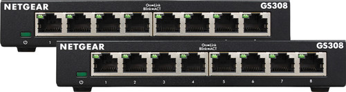Netgear GS308 v3 Duo Pack Main Image