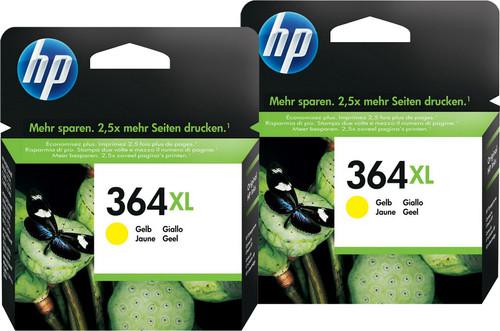 HP 364XL Cartridges Geel Duo Pack Main Image