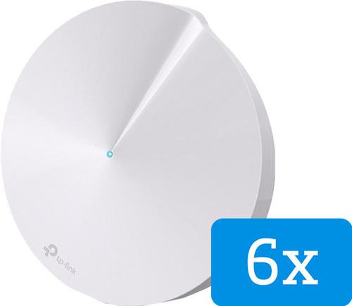 TP-Link Deco M9 Plus Smarthome Multiroom Wifi 6-Pack Main Image