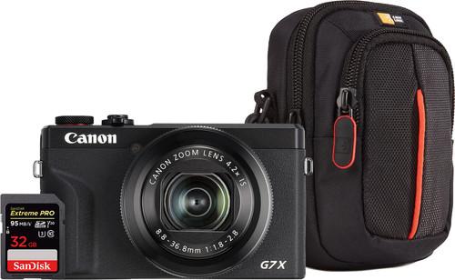 Canon PowerShot G7 X Mark III Starterskit Main Image