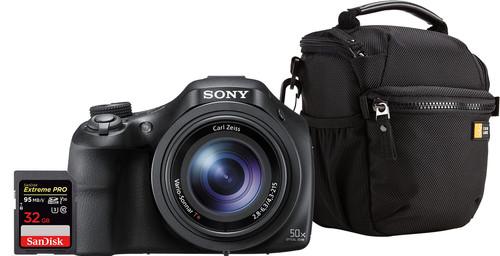 Sony CyberShot DSC-HX400V Starterskit Main Image