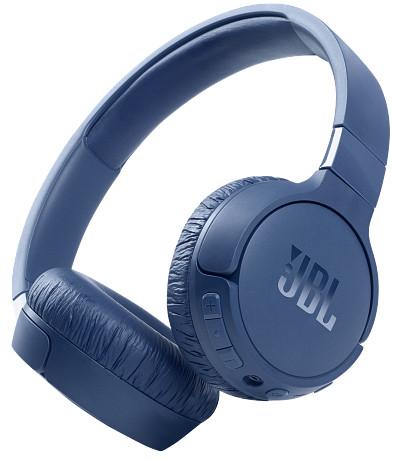 JBL Tune 660NC Blue Main Image