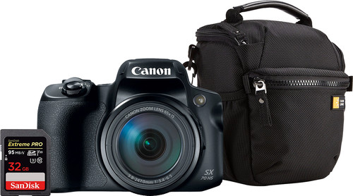 Canon PowerShot SX70 HS Starterskit Main Image