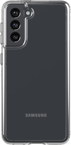 Tech21 Evo Clear Samsung Galaxy S21 Back Cover Transparent Main Image