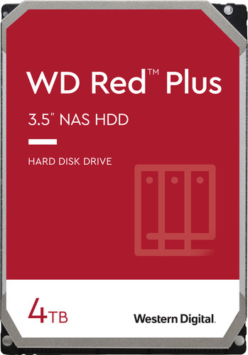 WD Red Plus WD40EFZX 4TB Main Image