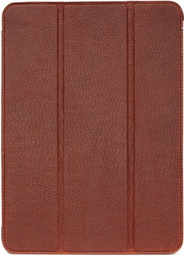 Decoded Apple iPad Air (2020) Book Case Leather Brown Main Image
