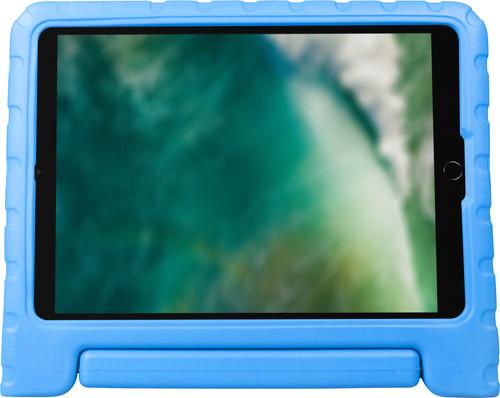 Xqisit Stand Apple iPad (2020)/(2019) en iPad Air (2019) Kids Cover Blauw Main Image