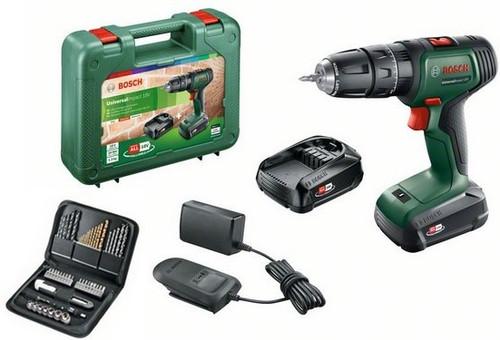 Bosch UniversalImpact + 51-delige accessoireset Main Image