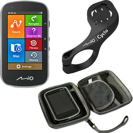 Fietsnavigatiepakket Mio Cyclo Discovery Plus Main Image