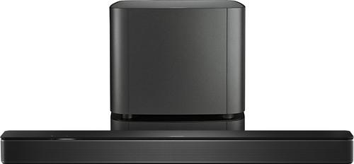 Bose Smart Soundbar 300 + Bose Bass Module 500 Main Image