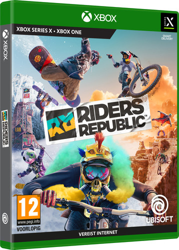 Riders Republic Xbox Series X and Xbox One Main Image