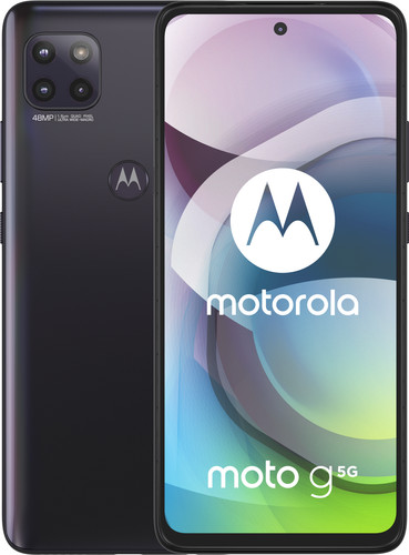 Motorola Moto G 5G 64GB Grijs Main Image