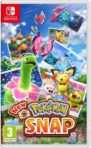 New Pokémon Snap Main Image