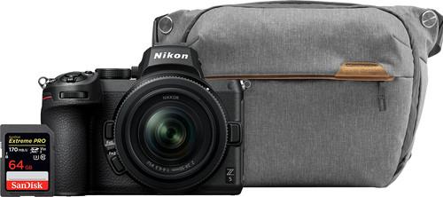 Nikon Kit de Démarrage Z5 + 24-50mm f/4-6.3 Main Image