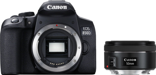 Canon EOS 850D + EF 50mm f/1.8 STM Main Image