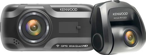 Kenwood DRV-A501W + Kenwood KCA-R100 Achteruitkijkcamera Main Image