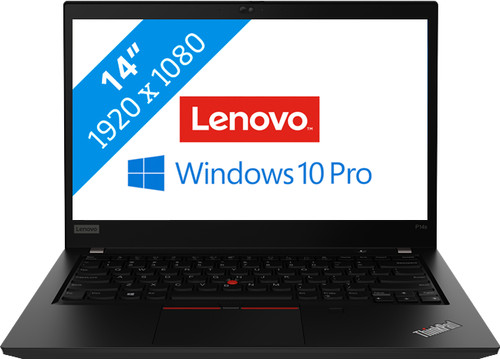 Lenovo ThinkPad P14s - 20S4000KMB AZERTY Main Image